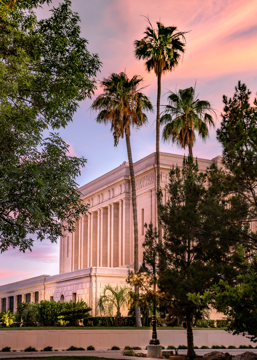 Picture of Mesa Temple One in Purpose