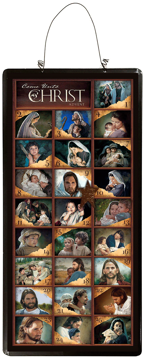 Picture of Come Unto Christ Magnetic Advent Calendar