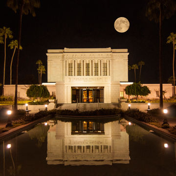Picture of Mesa Supermoon