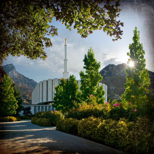 Picture of Provo Brightness and Glory