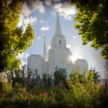 Picture of Brigham City Brightness and Glory