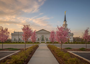 Picture of Hartford Temple Pathway