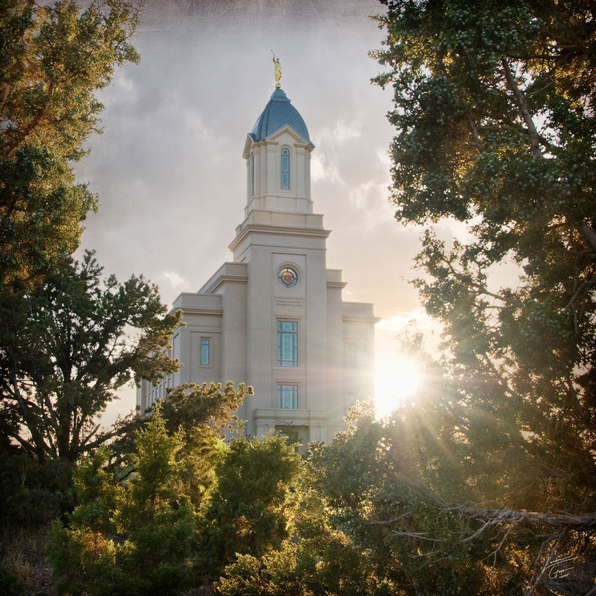 Picture of Cedar City Brightness and Glory
