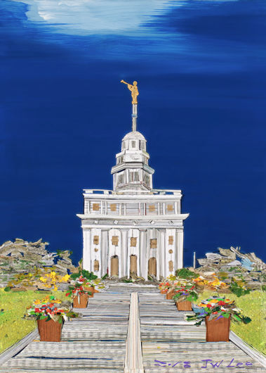 Picture of Nauvoo