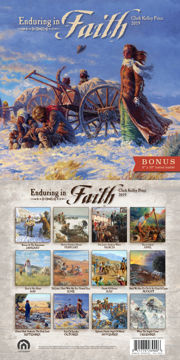 Picture of 2019 Enduring in Faith Clark Kelley Price Calendar