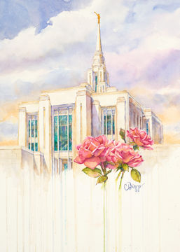 Picture of Eternal Promise Ogden Temple