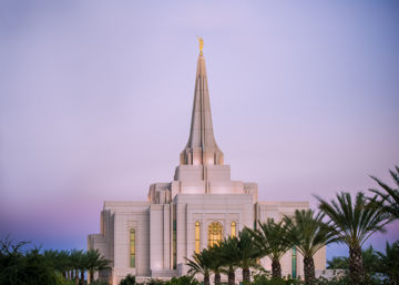 Picture of Gilbert Temple The Light Draweth Us To Him
