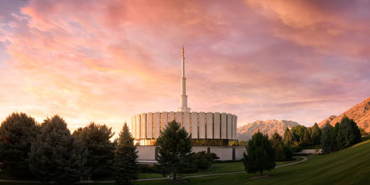 Picture of Provo I Stand all Amazed