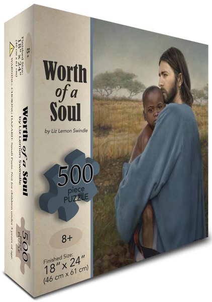 Picture of Worth Of A Soul Puzzle