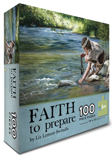 Picture of Faith to Prepare Puzzle
