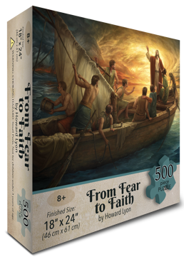 Picture of From Fear To Faith Puzzle