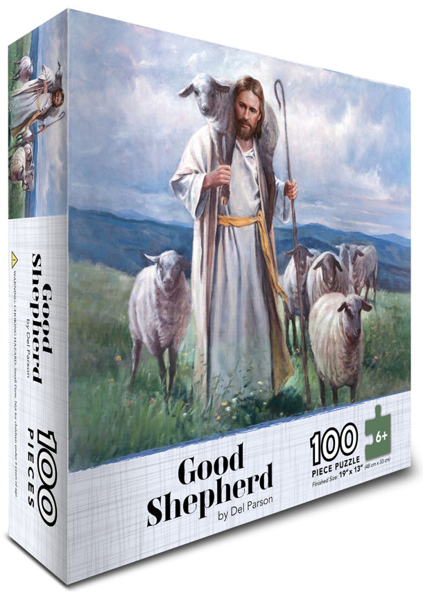 Picture of Good Shepherd Puzzle