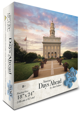 Picture of Nauvoo Days Ahead Puzzle