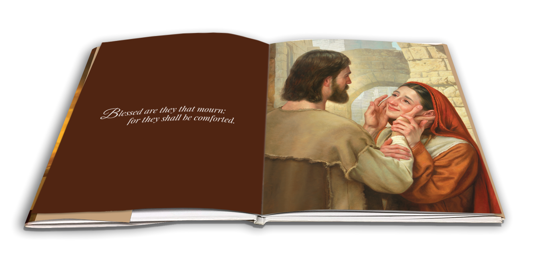 Picture of Blessed Gfit Book