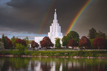 Picture of Idaho Falls Rainbow