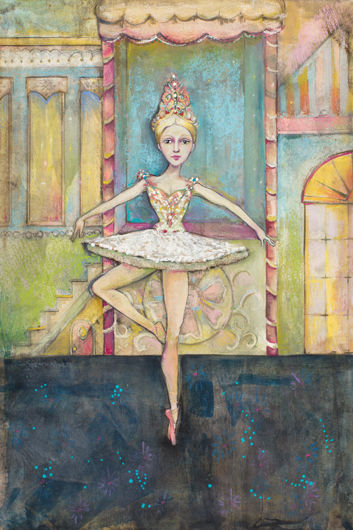 sugarplum dancing by cassandra christensen barney