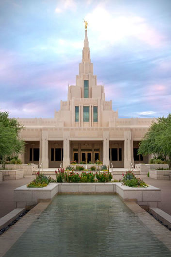 Picture of Phoenix Temple Cultivating Goodness