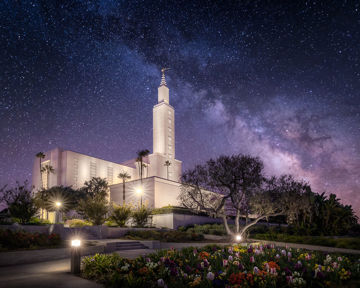 los angeles celestial by alan fullmer