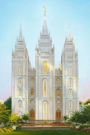 holiness to the lord by jay bryant ward