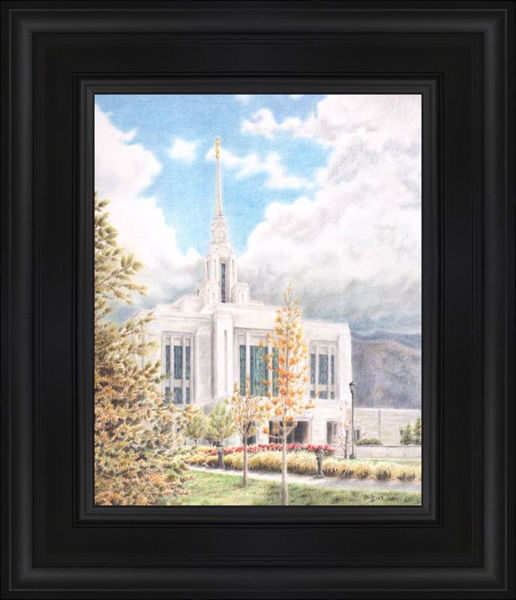 Picture of Ogden Temple Our Hearts Renewed
