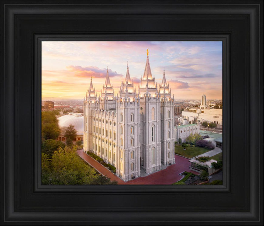 Salt Lake City a Mighty Fortress