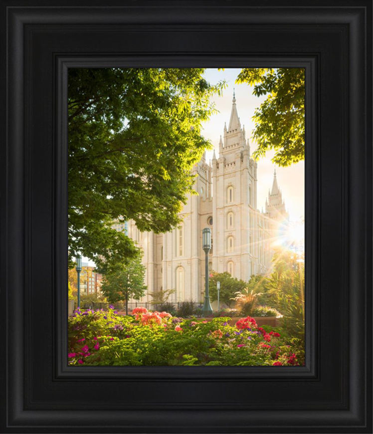 Salt Lake - The Lord is My Light (Vertical)