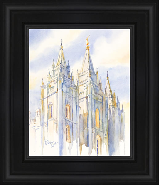 Salt Lake Temple Eternal Promises
