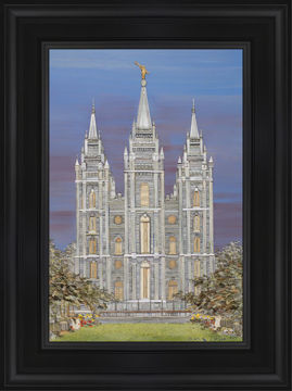 Salt Lake Temple Eternal