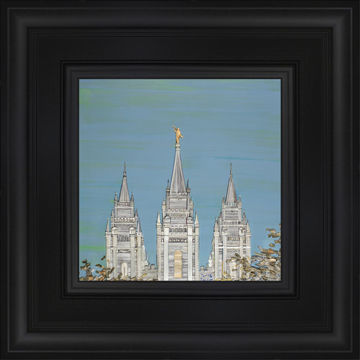 Salt Lake Temple Peace
