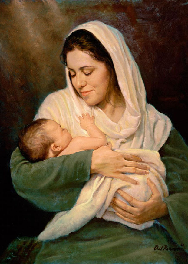 mothers love by del parson
