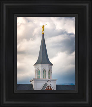Provo City Center Steeple