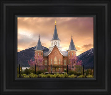Provo City Center Temple - Breaking Sun