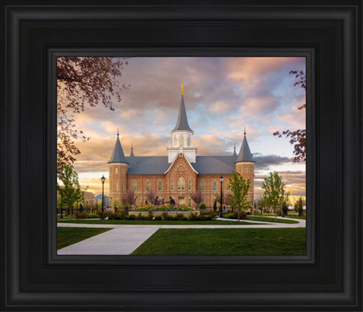 Provo City Center Temple Majestic Morning