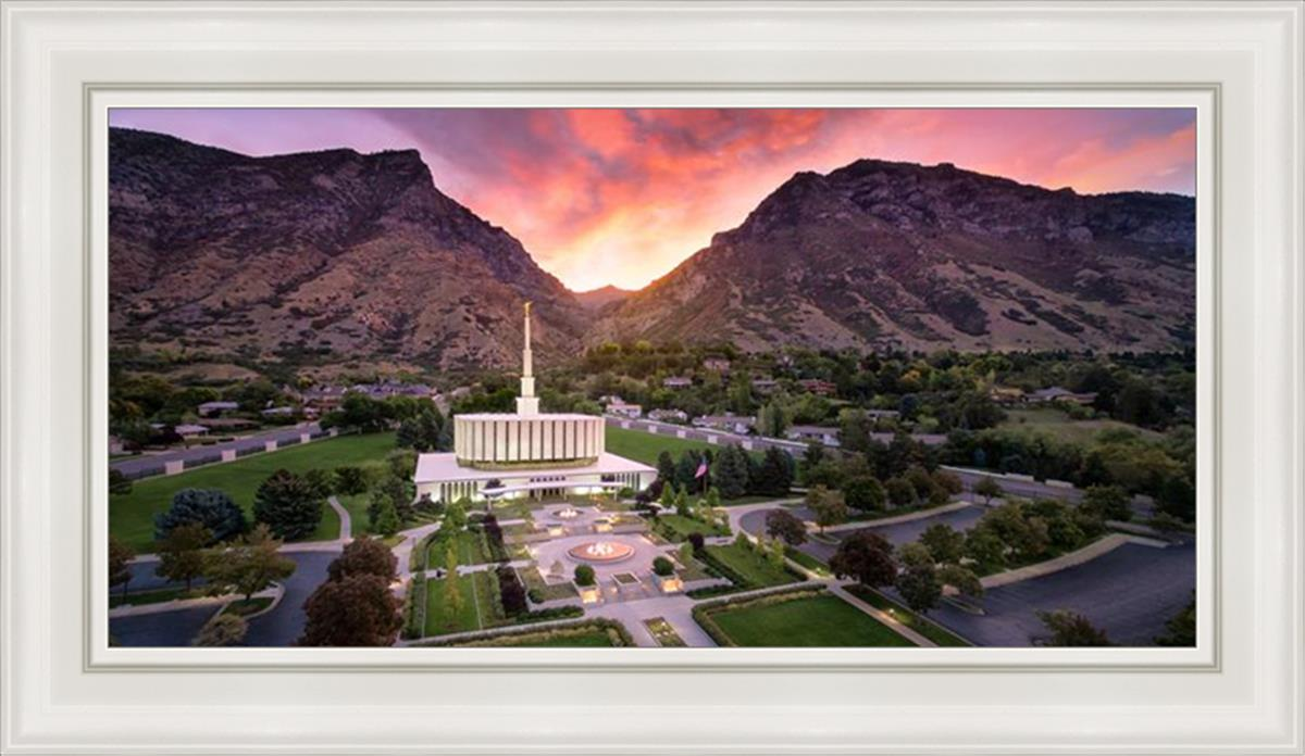 Provo From On High