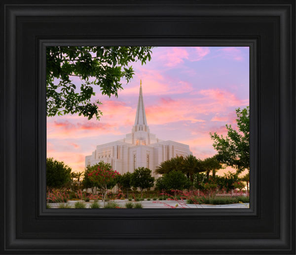 Gilbert Temple Come Seeking Peace