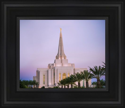 Gilbert Temple The Light Draweth Us To Him