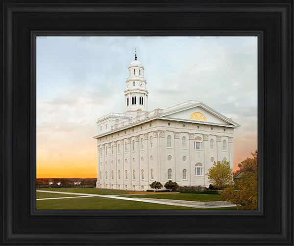 Nauvoo Sunset