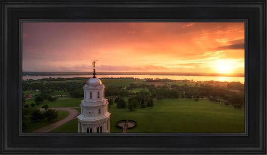 Nauvoo, Sunglow On The Mississippi