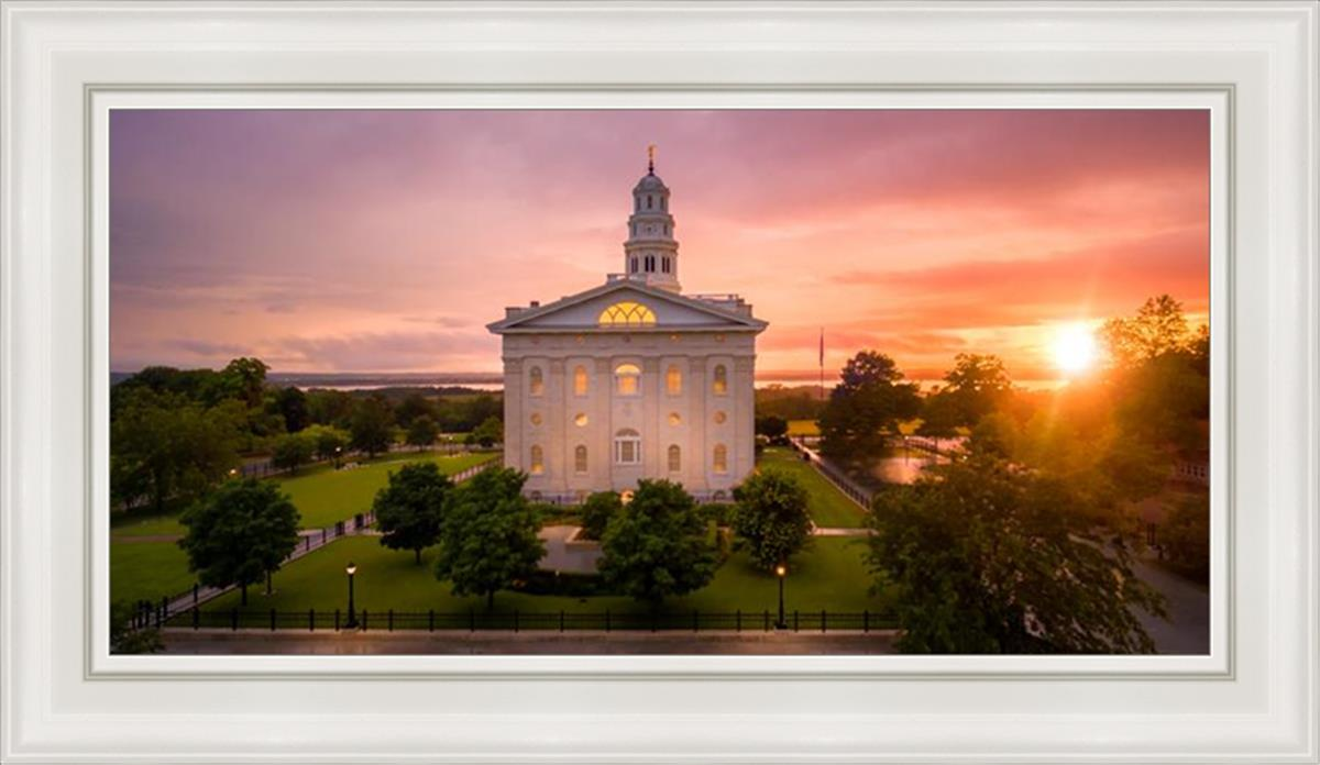 Nauvoo From On High