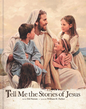 Picture of Tell Me the Stories of Jesus Book 7 X 10 Book.