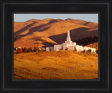 Reno Temple Hillside