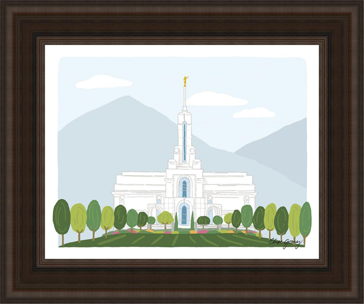 Mount Timpanogos Temple