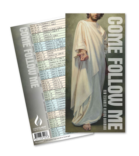 Picture of Come Follow Me 2019 The Invitation Bookmark