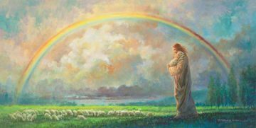 Picture of After the Storm Original 39 X 19.5
