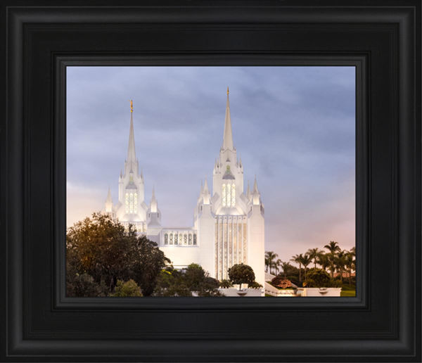 San Diego Temple All Will Rise