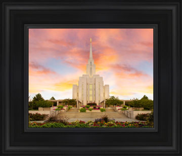 Oquirrh Mountain Unending Love Amazing Grace