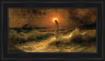 Christ Walking On The Water