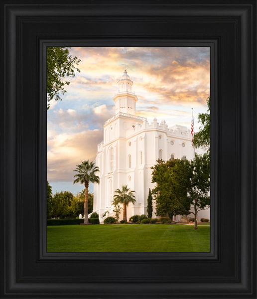 St. George Temple We Shall Seek Him