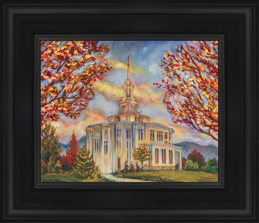 Payson Temple Roots as One