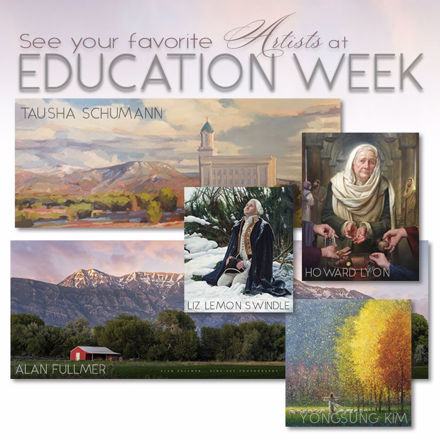 Picture for category BYU Education Week 2019